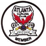 Patch - Atlanta Curling Club Member